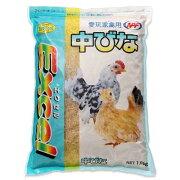 エクセル 中びな 1.8kg 鳥 フード 餌 えさ 2袋入り お一人様6点限り【HLS_DU】 関東当日便