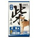 箱売り イースター 日本犬 柴犬専用 お魚味 2.5kg ドッグフード ドライフード 1箱4袋入 お
