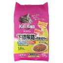 カルカン ドライ 下部尿路の健康維持用 1.6kg (400g×4パック) 猫 ドライフード 関東当日便