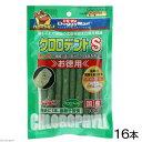 ドギーマン クロロデントスティック S お徳用 16本 犬フード おやつ 歯磨き 関東当日便