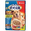 ユニ・チャーム 愛犬元気 肥満が気になる7歳以上用 6.0kg 国産 ドッグフード 総合栄養食 高齢犬用 関東当日便