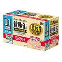 箱売り アイシア 11歳からの健康缶 まぐろ 40g×6P 猫 フード 1箱12個入 超高齢猫用 関東当日便