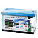 GEX ラピレスRV60DT LEDセット 水槽セット アクアリウム お一人様1点限り 沖縄