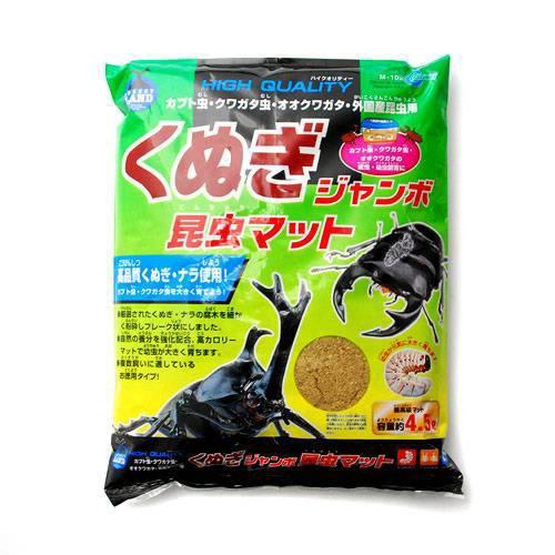マルカン くぬぎジャンボ昆虫マット 4.5リット...の商品画像