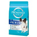 プロマネージ 成犬用 パピヨン専用 1.7kg ドッグフード 3袋 おまけ付き【HLS_DU】 関東