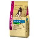 ユーカヌバ 7歳以上用 ナチュラルラム&ライス 全犬種用 シニア (超小粒) 2.7kg ドッグフード 高齢犬用 関東当日便