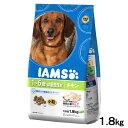 アイムス 体重管理用 チキン 小粒 1.8kg ドッグフード 正規品 IAMS 成犬用 関東当日便