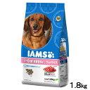 アイムス 体重管理用 ラム&ライス 1.8kg ドッグフード 正規品 IAMS 成犬用 関東当日便