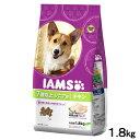 アイムス 7歳以上用 チキン 1.8kg ドッグフード 正規品 IAMS 高齢犬用 関東当日便