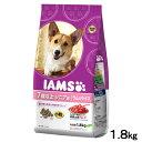 アイムス 7歳以上用 ラム&ライス 小粒 1.8kg ドッグフード 正規品 IAMS  高齢犬用 関東当日便