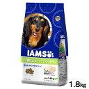 アウトレット品 アイムス 11歳以上用 チキン 1.8kg ドッグフード 正規品 IAMS 超高齢犬用 訳あり 関東当日便