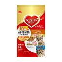 ビューティープロ キャット 猫下部尿路の健康維持 15歳以上 1.4kg(280g×5袋) キャットフード 日本ペット 国産 関東当日便