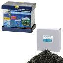 リーフプロソイル ノーマル 3L+ テトラ LEDライト付熱帯魚飼育水槽セット RG-20TLE 関東当日便