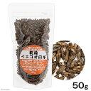 乾燥イエコオロギ 50g(約600?650匹入り) 爬虫類 餌 エサ フタホシ コオロギ 関東当日便