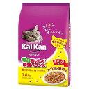 カルカン ドライ かつおと野菜味 1.6kg (小分けパック4袋入)3袋 関東当日便