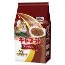 箱売り ペットライン キャネットチップ フィッシュ 2.7kg お買い得5袋入 関東当日便