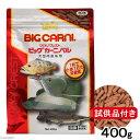 キョーリン ひかりクレスト ビッグカーニバル 400g 試供品付き 大型魚 アロワナ 餌 エサ えさ