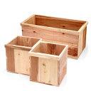 新 りんご箱+木箱 3点セット 無塗装 ガーデニング DIY素材 お一人様1点限り 関東当日便