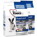 ファーストチョイス 成犬 アレルゲンケア 小粒 白身魚&スイートポテト 3.2kg 2袋入り 関東当日便