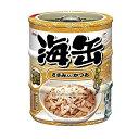 アイシア 海缶ミニ3P ささみ入りかつお 60g×3缶パック キャットフード 関東当日便