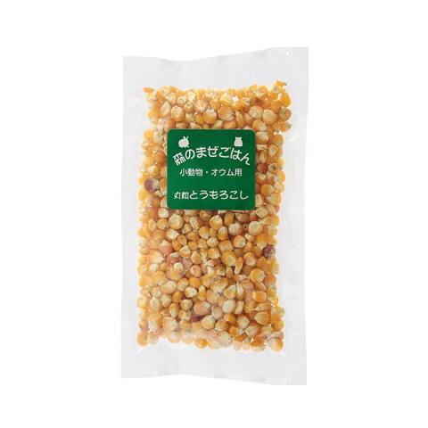 ペットプロ 森のまぜごはん 丸粒トウモロコシ 120g 2袋入り【HLS_DU】 関東当日便