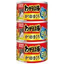 いなば わがまま猫 白身のせかつお・まぐろ 140g×3缶 関東当日便