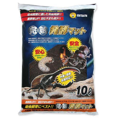 ミタニ 昆虫マット 完熟発酵マット 10L カブ...の商品画像
