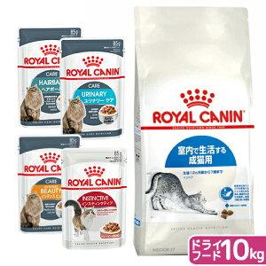 ロイヤルカナン 猫 FHN インドア 成猫用 10kg ジ