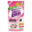 ライオン ペットの布製品専用 抗菌仕上げ柔軟剤 詰め替え用 300g 関東当日便