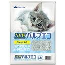 猫砂 サンメイト NEWパルプエコ 6.5L 7袋入り お一人様1点限り 関東当日便