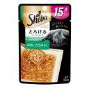 アウトレット品 シーバ アミューズ 15歳以上 とろけるシーフードスープ 細かめお魚 ささみ添え 40g 1箱96個入 関東当日便