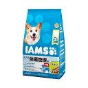 アイムス 成犬用 体重管理用 チキン 中粒 2.6kg ドッグフード 正規品 IAMS 関東当日便