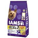 アイムス 7歳以上用 小型犬用 チキン 小粒 1kg ドッグフード 正規品 IAMS 関東当日便