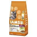 アイムス 成猫用 インドアキャット チキン 550g キャットフード 正規品 IAMS 関東当日便