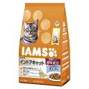 アイムス 成猫用 インドアキャット まぐろ味 1.5kg キャットフード 正規品 IAMS 関東当日便