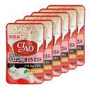お買い得セット いなば CIAO(チャオ)パウチ 1歳までの子猫用 まぐろ・ささみ 40g CIAO(チャオ) 国産 お買い得6袋 関東当日便