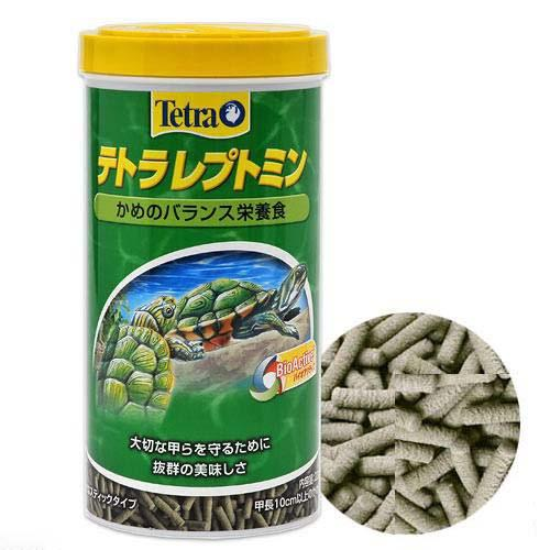 レプトミン 220g お買い得10個セット 爬虫類 カメ 餌 エサ 水棲ガメ用 関東当日便