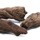 形状お任せ 爬虫類・昆虫・オカヤドカリディスプレイ用流木 3本セット 約10~20cm 水に沈みません 関東当日便