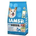 箱売り アイムス 成犬用 体重管理用 チキン 中粒 2.6kg お買い得4袋入り 関東当日便