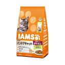 箱売り アイムス 成猫用 インドアキャット チキン 1.5kg 1箱6袋入り 関東当日便