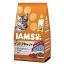 箱売り アイムス 成猫用 インドアキャット まぐろ味 1.5kg 1箱6袋入り 関東当日便