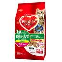 ビューティープロ キャット 低脂肪 1歳から チキン味 600g(100g×6袋) キャットフード 関東当日便
