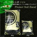プロジェクトソイル エクセル 2kg(金) 熱帯魚 用品 関東当日便