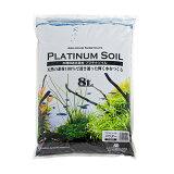 100%的黑色土壤利用当地自然! 8升 - 粉末Purachinasoiru崁明天音乐;[プラチナソイル パウダー 8L 関東当日便]