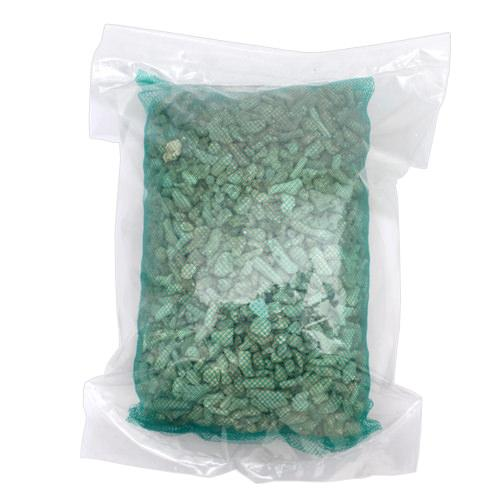 (海水魚 ろ材)バクテリア付き ばくとサンドLLサイズ ネット入り 6L(約4.6kg)