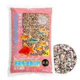 熱帯魚・金魚の砂 桜大磯砂 5kg 関東当日便