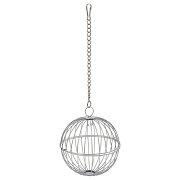マルカン 食べる牧草用 牧草ランチBALL うさぎ おもちゃ 関東当日便