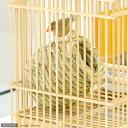 川井 KAWAI 小鳥にやさしいあったかお宿 ツボ巣 小(直径105×125mm) 鳥 巣箱・巣材 関東当日便