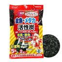 GEX 金魚・メダカの活性炭 お徳用 5+2袋入 ジェックス 関東当日便