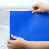 """耐光·耐热·耐水!难剥落!不褪色!background screen """"ARTI(aruti)30""""水蓝色(35×50cm)关东当日航班[バックスクリーン ARTI(アルティ)30 アクアブルー(35×50cm) 関東当日便]"""